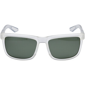 100% Blake Lunettes, translucent crystal clear
